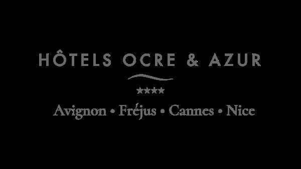 Hotels Ocre et Azur